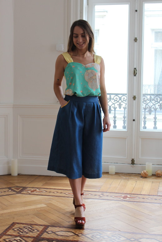collection ete julie laurent made in france mode ethique